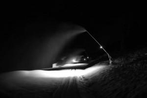 Beschneiung Alp Dado